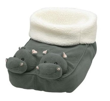 farting hippo foot massager