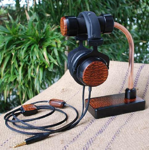 headphile snakewood Headphile Makes Your Headphones Pretty