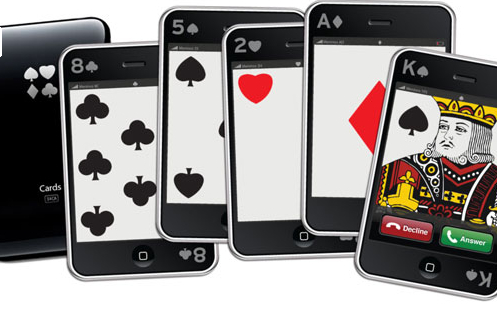 iphone playing cards2 iPhone Playing Cards