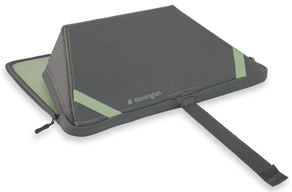 kensington notebook sleeve stand