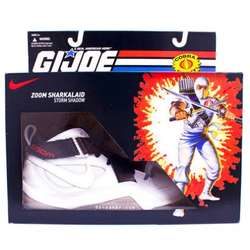 Nike Zoom GI Joe Sneakers- Cobra Style