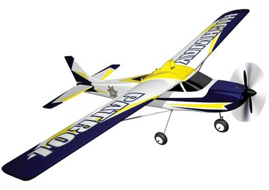 Remote Controlled Photo Reconnaissance Plane