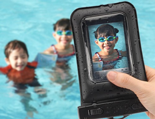 Waterproof Bag for the iPhone