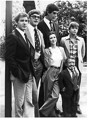 star wars cast Pinboard