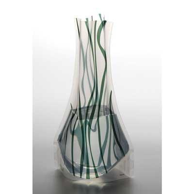 Vazu Flat Packable Expandable Vases