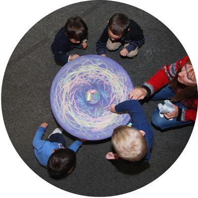 chalk spinner