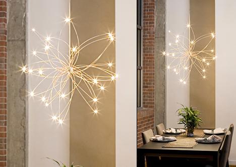 Firefly Chandelier Craziest Gadgets