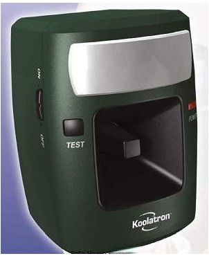 koolatron dog cat repeller