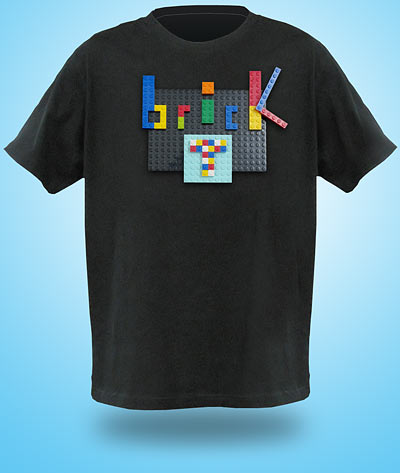 Lego Brick Construction T-Shirt