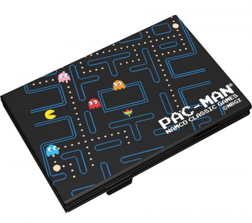 Pac Man Business Card Case