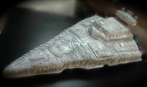 star destroyer cake2