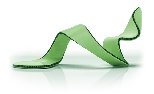 A Very Strange High Heel Shoe
