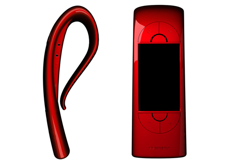 The Curvy Vivienne Tam MP3 Player