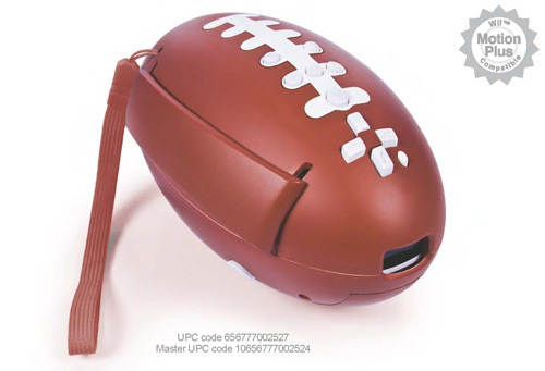 WiiMote Football Doesn't Seem Like Such a Good Idea
