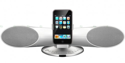 JVC's New Tubealicious iPod Speaker Dock