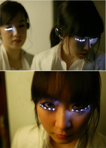 LED eyelashes 358x500 Pinboard