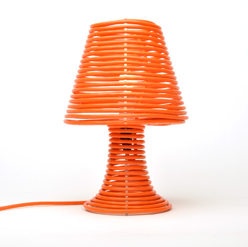Coil Lamp is All About the Cord