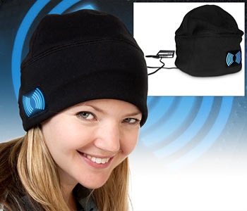 Equalizer Music Hat Keeps You Warm, Keeps the Beat