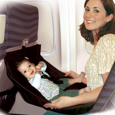 flye baby tray table