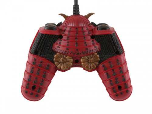 japanese warrior controller back 500x375 Japanese Warrior Joystick Controller