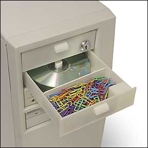 pc slot safe drawer Pinboard