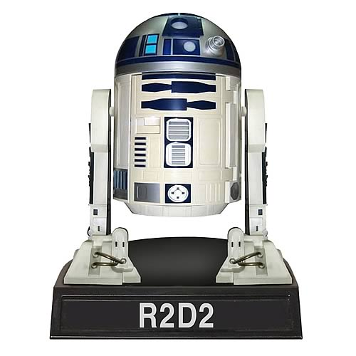 R2-D2 Bobble Head..Wait, What?