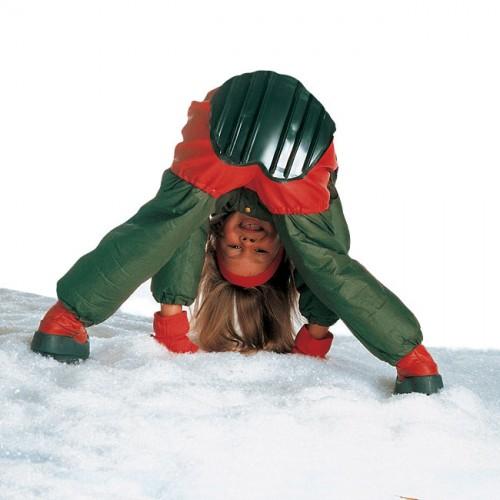 snowshorts sled