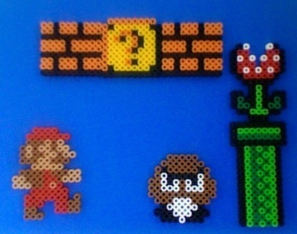Save the Princess (and Electricity) with a Magnetic Mario Set