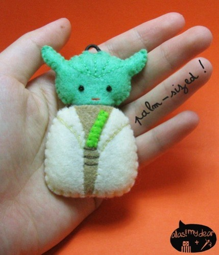plush yoda usb flash drive