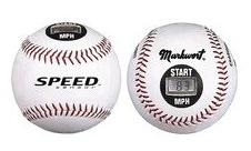 radar baseball lcd