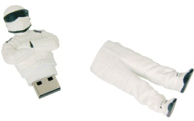 Top Gear The Stig USB Flash Drive
