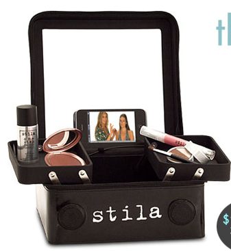 Stila Makeup Case with iPod Dock