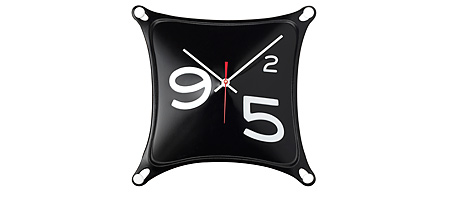 stretch clock Pinboard