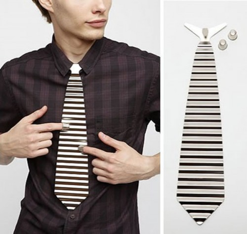 Annoy Your Coworkers with a Washboard Necktie