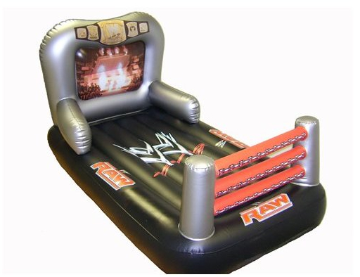 wwe ring bed