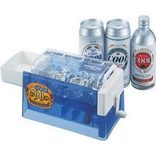 90 Second Beer Chiller- YES!!
