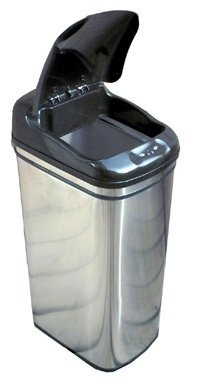 Hands-Free Infrared Automatic Trash Can
