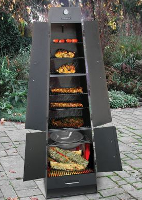 Homemade BBQ Smoker Plans « Food and Wine Products