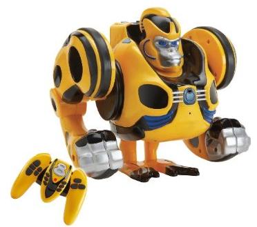 Bossa Nova Prime 8 Gorrilla Robot