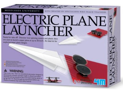 electric paper-airplane-launcher