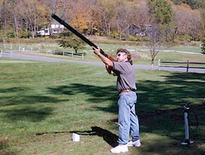 Golf Ball Launcher Looks Dangerously Fun