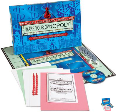 make your own opoly game
