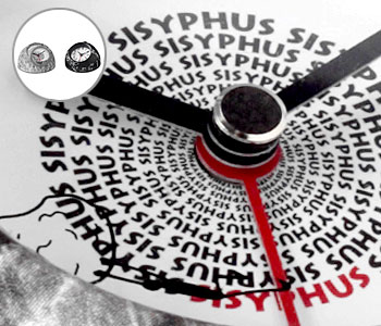 sisyphus clock