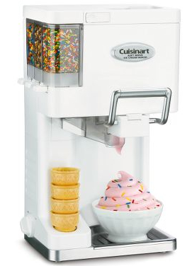 soft serve ice cream maker