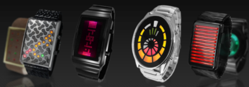 tokyoflash watches Gift Ideas for People Who Have Everything