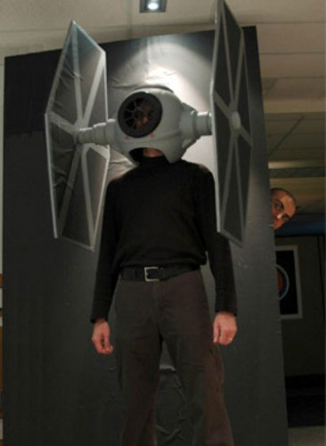 Star Wars TIE Fighter Costume