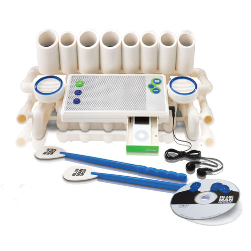 Blue Man Group Percussion Tubes Toy