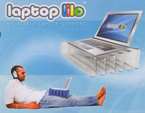Inflatable Laptop Lap Desk
