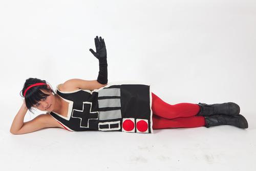 NES Controller Dress
