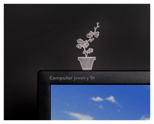 Get Some Jewelry For Your Computer This Valentine's Day